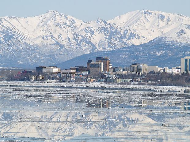 location voiture Anchorage