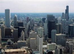 location voiture Chicago