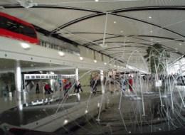 location voiture l'aéroport de Detroit