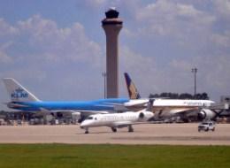 location voiture l'aéroport de Houston