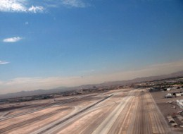 location voiture l'aéroport de Las Vegas