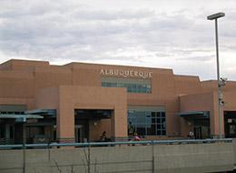 location voiture l'aéroport de Albuquerque