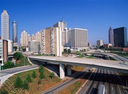 location voiture Atlanta