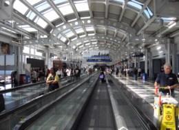location voiture l'aéroport de Chicago