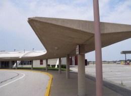 location voiture l'aéroport de Kansas