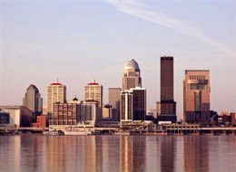 location voiture Louisville
