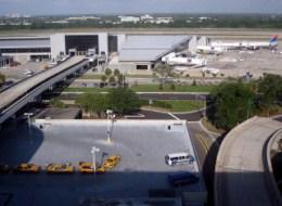 location voiture l'aéroport de Tampa